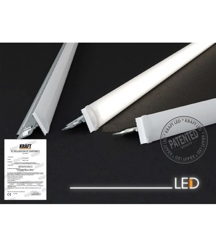 Набiр освiтлення KRAFT LED-T 1200мм 30Вт (1шт)