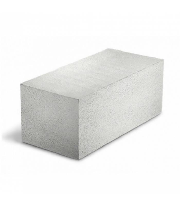 Блок газобетонный гладкий стеновой ХСМ Д500, 300х200х600мм