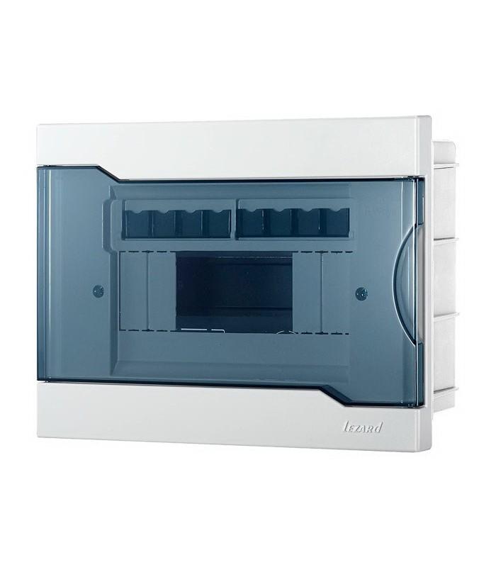 Бокс под автоматический выключатель LEZARD, внутренней установки, 8 модулей